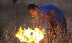 Συνελήφθη για 5 φωτιές στην Καλαμάτα. Δελτίο Τύπου