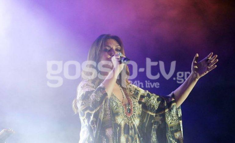 Μαρούσι. Η Καίτη Γαρμπή έδωσε συναυλία στο Φεστιβάλ του Δήμου