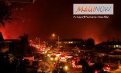 Σε κατάσταση έκτακτης ανάγκης κηρύχθηκε το νησί Μάουι στη Χαβάη λόγω πυρκαγιάς