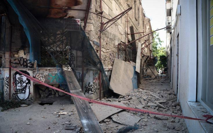 Μνήμες 99 ξύπνησε ο σεισμός των 5,1 στην Αθήνα