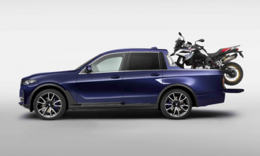 BMW X7 Pick-up:  πολυτέλεια και περιπέτεια