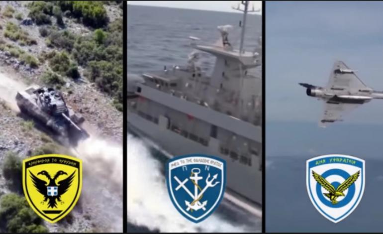 Ν. Παναγιωτόπουλος: Υπάρχουν εισηγήσεις για αύξηση της στρατιωτικής θητείας