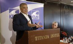 Παρέμβαση Προέδρου ΚΕΔΕ Γ. Πατούλη στην  συνάντηση Δημάρχων με επίκεντρο το ζήτημα της κυβερνησιμότητας των Δήμων.
