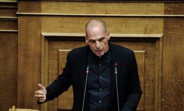 Ο Βαρουφάκης στη Βουλή 20/07/2019