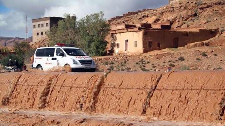 Μαρόκο: 15 νεκροί από κατολίσθηση στην Οροσειρά Άτλας