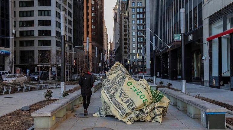 Εταιρικά αποτελέσματα και ΕΚΤ οδήγησαν τη Wall Street σε απώλειες