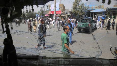 Αφγανιστάν: Τουλάχιστον 14 νεκροί και 145 τραυματίες από την επίθεση – Άμαχοι οι περισσότεροι (pics&vid)