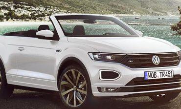 Ξεκίνησε η ανατροπή Η Volkswagen εμπλουτίζει την γκάμα του δημοφιλούς T-Roc λανσάροντας μια κάμπριο έκδοσή του.