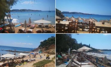 Τιμές… Μυκόνου στις «ελεύθερες» παραλίες της Βουλιαγμένης