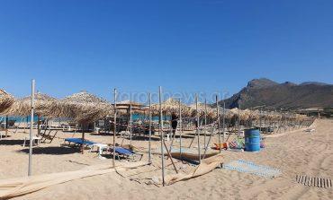 «Λουκέτο» σε γνωστό beach bar στα Χανιά