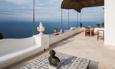 Villa Trasillo: Μία Ιταλική κατοικία με μοναδική θέα στη Νάπολη και το Βεζούβιο