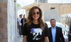 Το απόλυτο casual chic look από την βασίλισσα Ράνια της Ιορδανίας