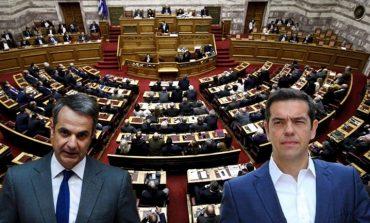 Ψηφίζεται το νομοσχέδιο για το επιτελικό κράτος