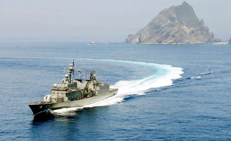 Ο στρατός της Ν. Κορέας ξεκινά γυμνάσια γύρω από νησιά που διεκδικεί και η Ιαπωνία