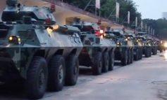 Κινεζικά στρατεύματα συγκεντρώνονται στα σύνορα του Χονγκ Κονγκ