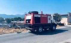 Σε φωτιά στις Αχαρνές βρέθηκε εχθές 13/08 η ομάδα του Κρυονερίου
