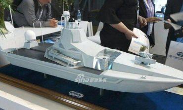 Νέο Κινεζικό μη επανδρωμένο σκάφος