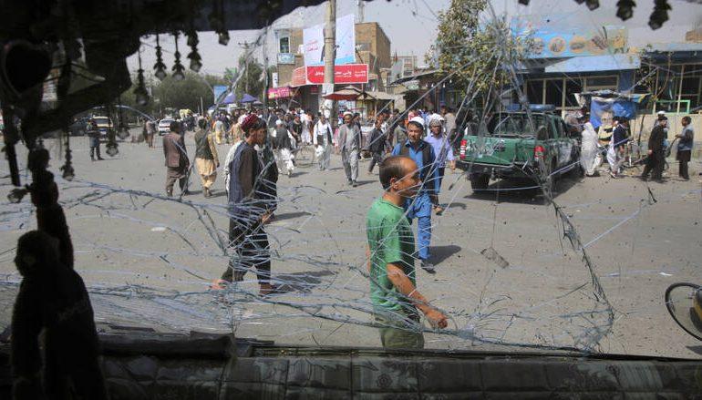 Αφγανιστάν: Τουλάχιστον 14 νεκροί και 145 τραυματίες από την επίθεση – Άμαχοι οι περισσότεροι