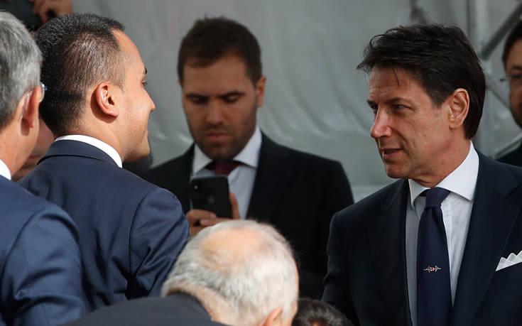 Προς διάλυση η κυβέρνηση συνασπισμού Λέγκα-Πέντε Αστέρων στην Ιταλία