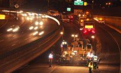 Προσοχή από 22/08 έως 2/09 εργασίες κάθε βράδυ στην Εθνική οδό στο ύψος της Κηφισιάς