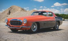 Ferrari 375 MM: Το «πειραγμένο» μοντέλο με το ιδιαίτερο χρώμα
