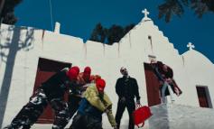 Μαύρα κοράκια και ματωμένες εκκλησίες στο video clip του J Balvin. Αντιδράσεις στη Μύκονο