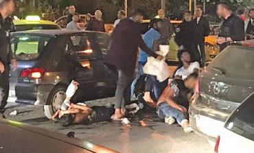 Συμπλοκή αλλοδαπών με δύο τραυματίες στο κέντρο της Αθήνας