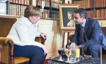 Η ανακοίνωση της καγκελαρίας για την επίσκεψη Μητσοτάκη στο Βερολίνο