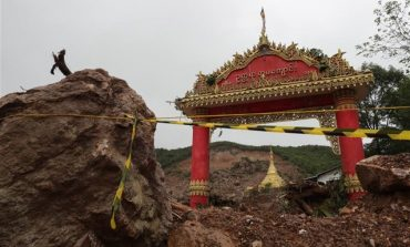 Μιανμάρ: 41 νεκροί και δεκάδες αγνοούμενοι από κατολίσθηση