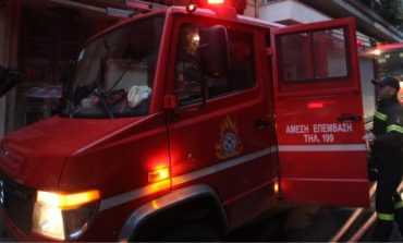 Πυρκαγιά σε διαμέρισμα στην Κηφισιά