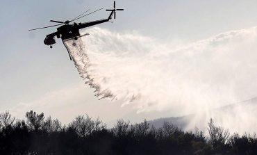 Μεγάλη πυρκαγιά μαίνεται στην Εύβοια - Μέτωπα και σε Θήβα, Ιωάννινα