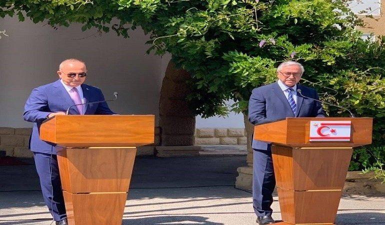 «Η Κύπρος δεν μας επιτρέπει να δείξουμε ότι είμαστε φιλειρηνιστές», λέει τώρα ο Τσαβούσογλου