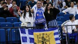 Ένας… τρελός Αρειανός στο Βραζιλία – Ελλάδα! (pic)