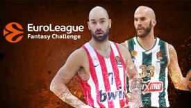 Έτοιμο το νέο Euroleague Fantasy
