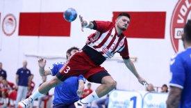 Αέρας… ο Ολυμπιακός στην πρεμιέρα του στη Handball Premier