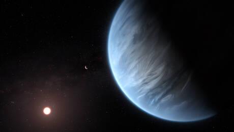 Ανακαλύφθηκε νερό σε πιθανώς κατοικήσιμο εξωπλανήτη – Έλληνας ο επικεφαλής επιστήμονας