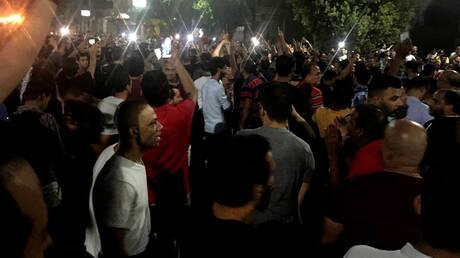 Διαδηλώσεις κατά του προέδρου της Αιγύπτου