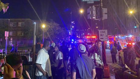 ΗΠΑ: Αναζητούνται δύο ύποπτοι για την αιματηρή επίθεση στην Ουάσινγκτον (pics&vid)