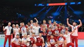 Η Πολωνία το χάλκινο στο Ευρωπαϊκό Πρωτάθλημα