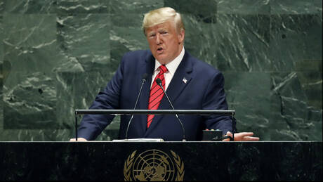 Λάβρος κατά Κίνας ο Τραμπ: Τι είπε για εμπορικό «πόλεμο», Χονγκ Κονγκ και Ουιγούρους