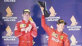 Λιούις Χάμιλτον: «Γρήγορες σε κάθε πίστα πλέον οι Ferrari»
