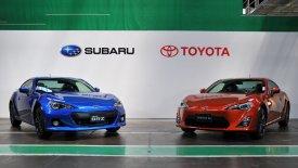 Νέο τετρακίνητο σπορ μοντέλο από Toyota και Subaru