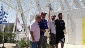 Οι νικητές του Κυπέλλου Ελλάδος στην τοξοβολία