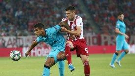 Ολυμπιακός: Αποκόμισε χτύπημα ο Ραντζέλοβιτς, έπαιζε με ενοχλήσεις ο Μπουχαλάκης