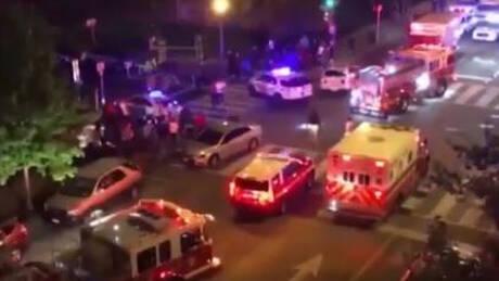 Ουάσινγκτον: Πυροβολισμοί με έναν νεκρό και πέντε τραυματίες κοντά στον Λευκό Οίκο (vid)