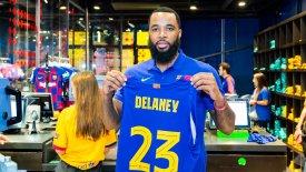 Ο Ντιλέινι θα φορά το 23 στην Μπαρτσελόνα (pics)