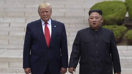 Ο Ντόναλντ Τραμπ αρνήθηκε την πρόσκληση του Κιμ Γιονγκ Ουν