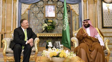 Πομπέο: Οι ΗΠΑ στηρίζουν τη Σαουδική Αραβία – Η συμπεριφορά του Ιράν «δεν θα γίνει ανεκτή»