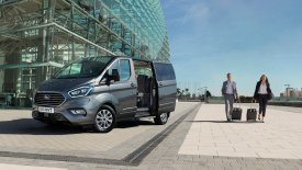 Πρωταθλητής οικονομίας το νέο Ford Transit Hybrid