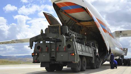 Ρωσία: Οι S-400 στην Τουρκία δεν συνιστούν καμία απειλή για την Ελλάδα